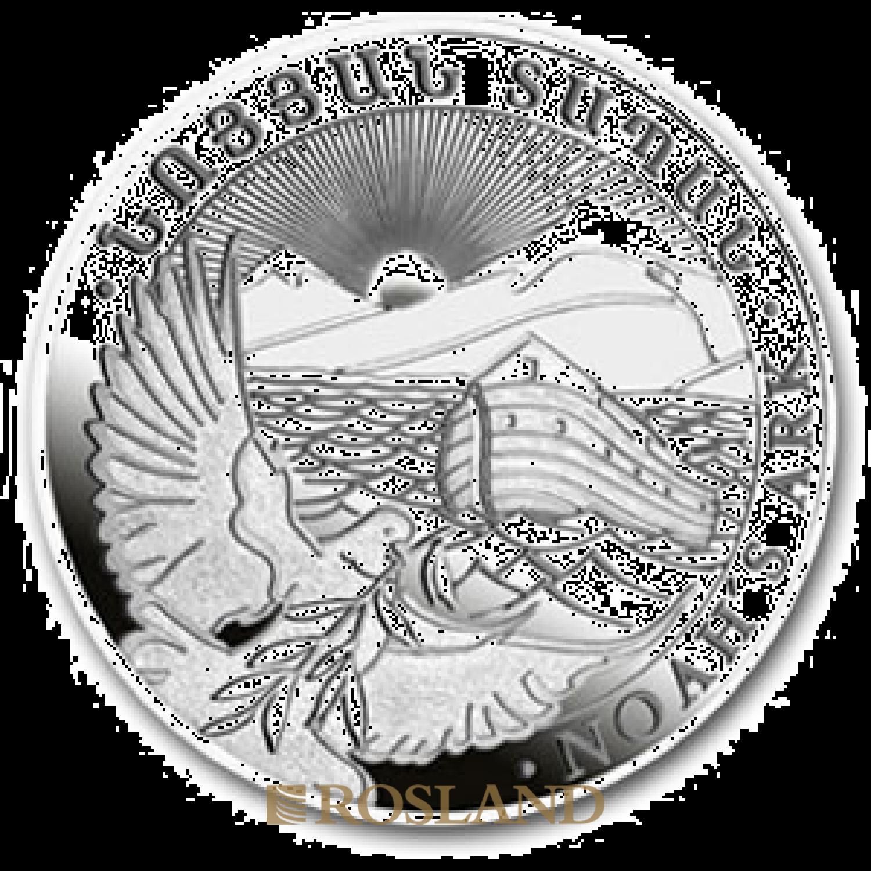 1 Unzen Silbermünze Armenien Arche Noah 2011