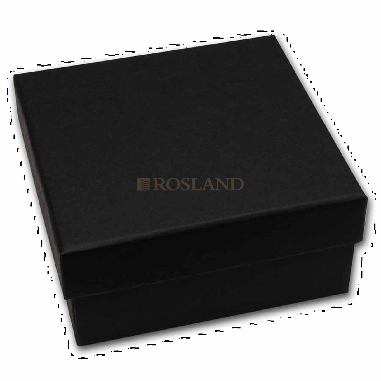 1 Unze Goldmünze Krügerrand 2021 PP (Box, Zertifikat)