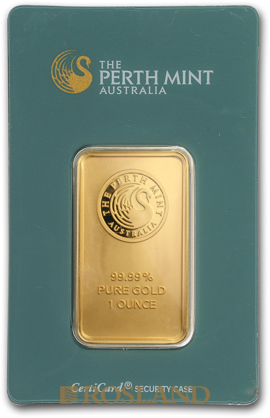 1 Unze Goldbarren Perth Mint Classic