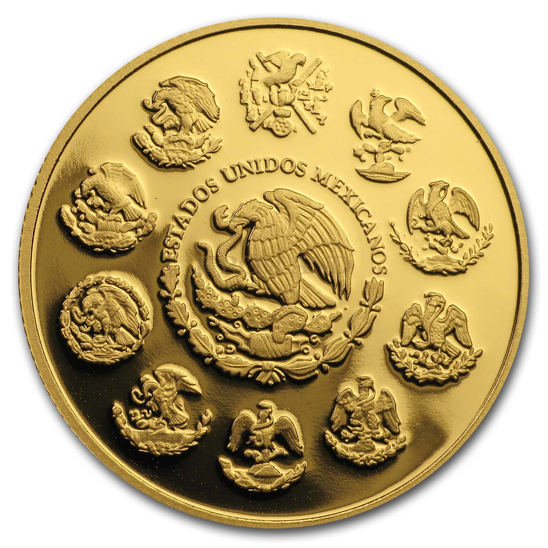 1 Unze Goldmünze Mexican Libertad 2020 PP