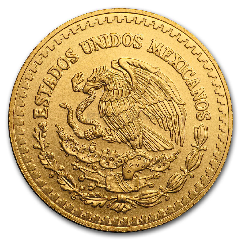 1/2 Unze Goldmünze Mexican Libertad 2020