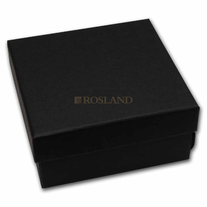 2 Unzen Goldmünze Krügerrand 2021 PP (Box, Zertifikat)