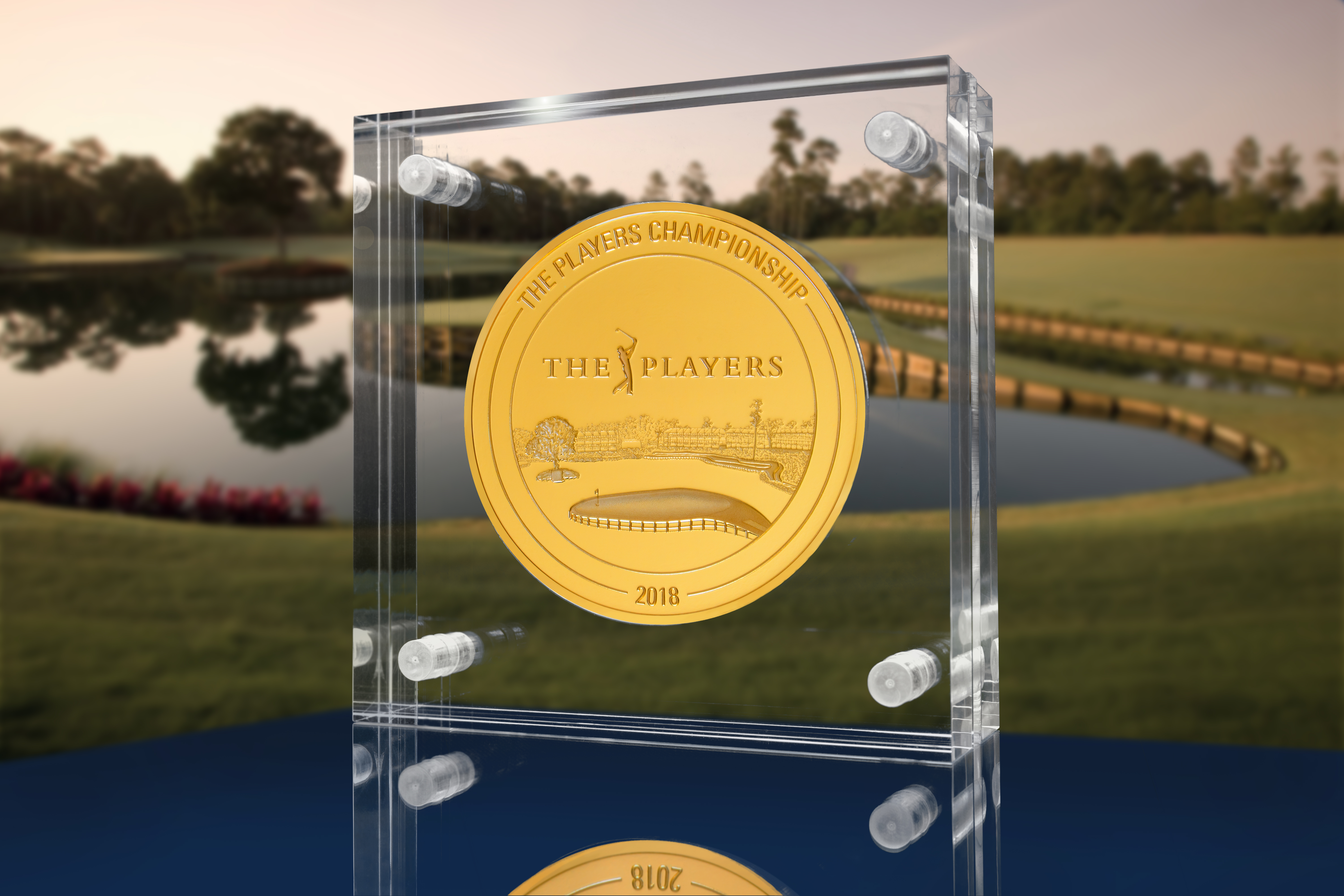PGA TOUR® THE PLAYERS Championship 2018 1kg