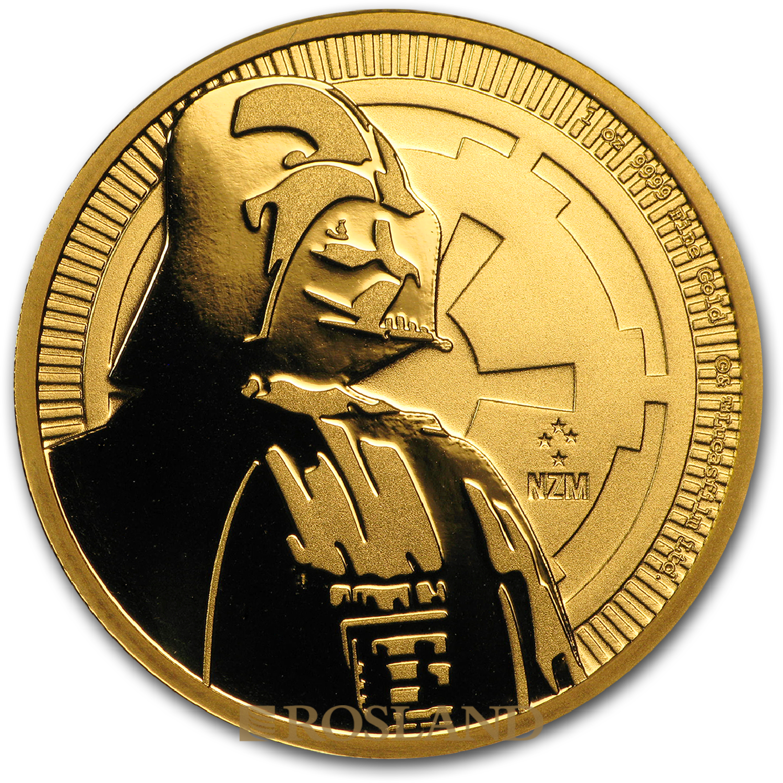 gold 1 star wars