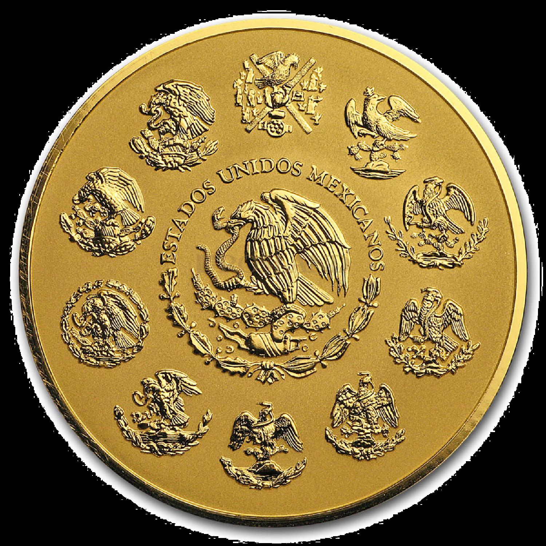 1 Unze Goldmünze Mexican Libertad 2020 Reverse Proof